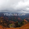 Waimea Canyon, said to be the Grand Canyon of Hawaii