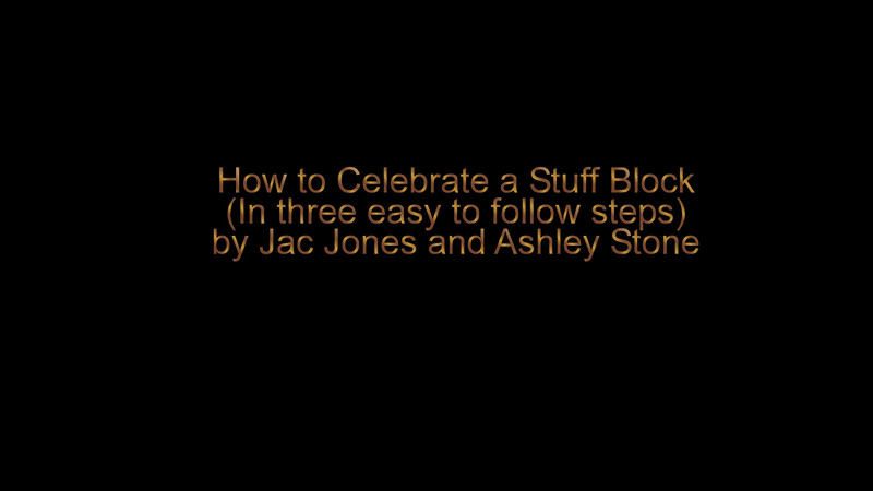 How to Celebrate a Block