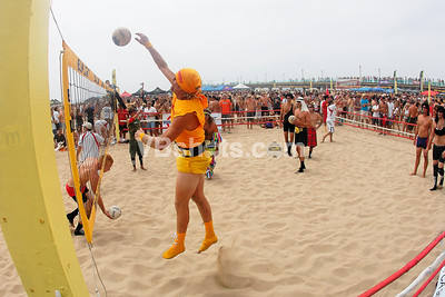 Beach Volleyball Sixes 2008