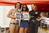 Audrey Porcella, Nina Santiago, Diane Wall