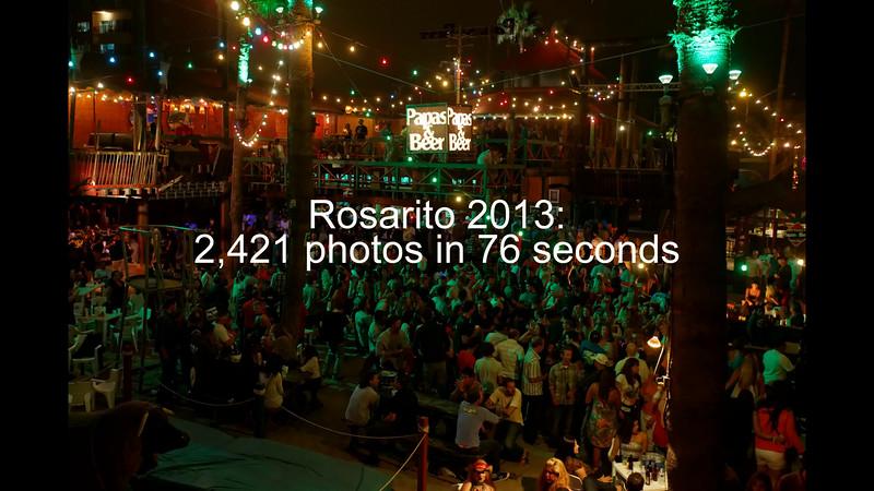 Rosarito Time Lapse 2013 Gringo Loco