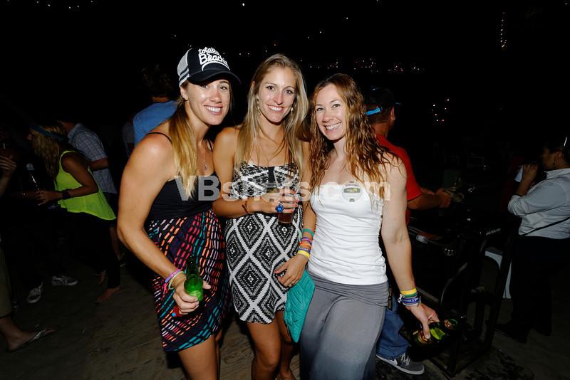 Heather Lynn Dunn, Leah Tenney, Nicole Wallace