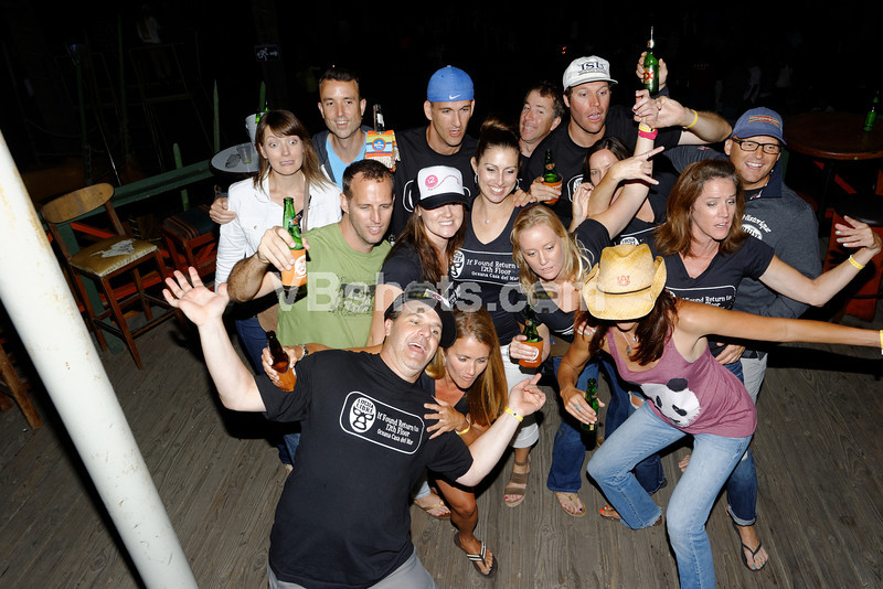 This is what the groups looks like when a drunken inebriate crashes into the photographer's legs