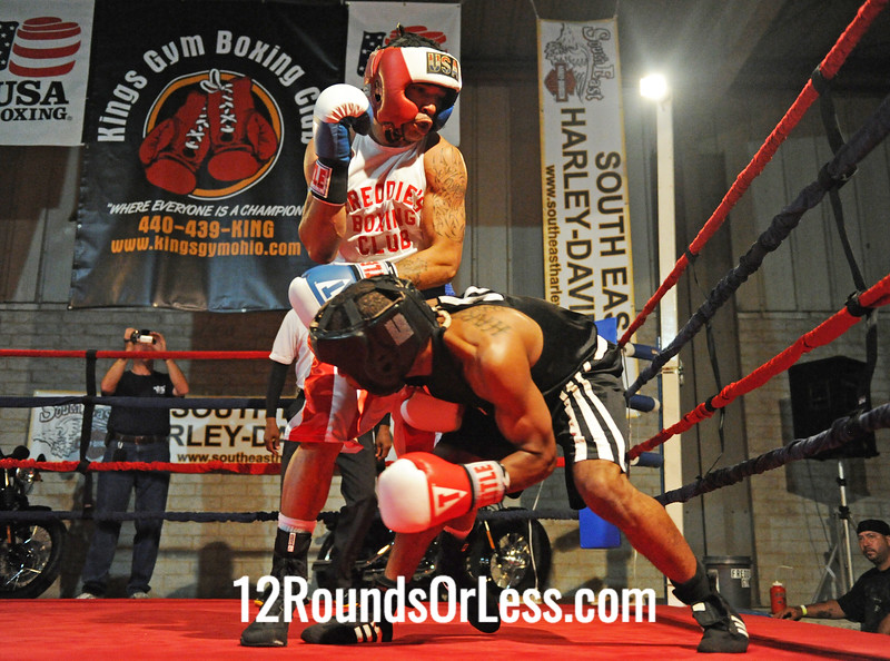 Bout #10 Cassius Foster Old School Boxing Club vs Angel Figueroa (22