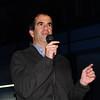 Gref Zaff at the Capitol Squash Gala