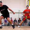 2011 Smith College United Way Squash Tournament - Marc Ducharme and Michael DeLalio