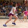 2011 Women's World Junior Squash Championships - Quarterfinals: Nour El Sherbini (Egypt) and Nouran El Torky (Egypt)