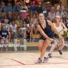2011 Women's World Junior Squash Championships - Quarterfinals: Emily Whitlock (England) and Olivia Blatchford (USA)