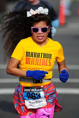 Mercedes Marathon 2010