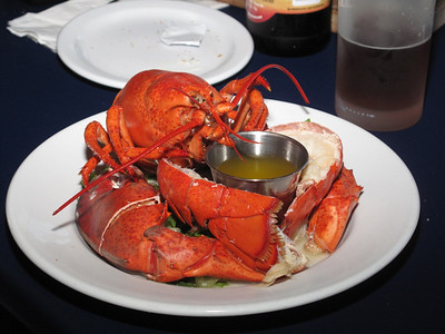 What better reason for going to Canada's Maritimes: the great seafood!