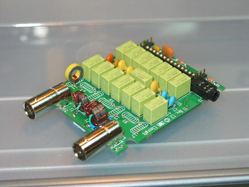 Elecraft T1 Autotuner Kit - redtaco99