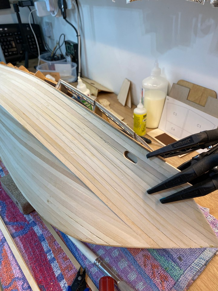 Amati Riva Aquarama build 0819E4DE-7E73-42F0-9EF8-73B188EA785B-X2