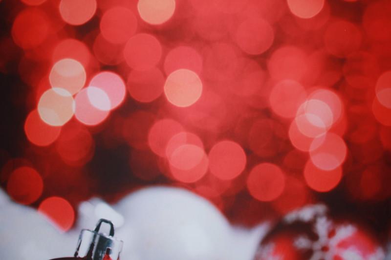 Christmas bokeh backdrop (Backdrop is 10 ft wide)