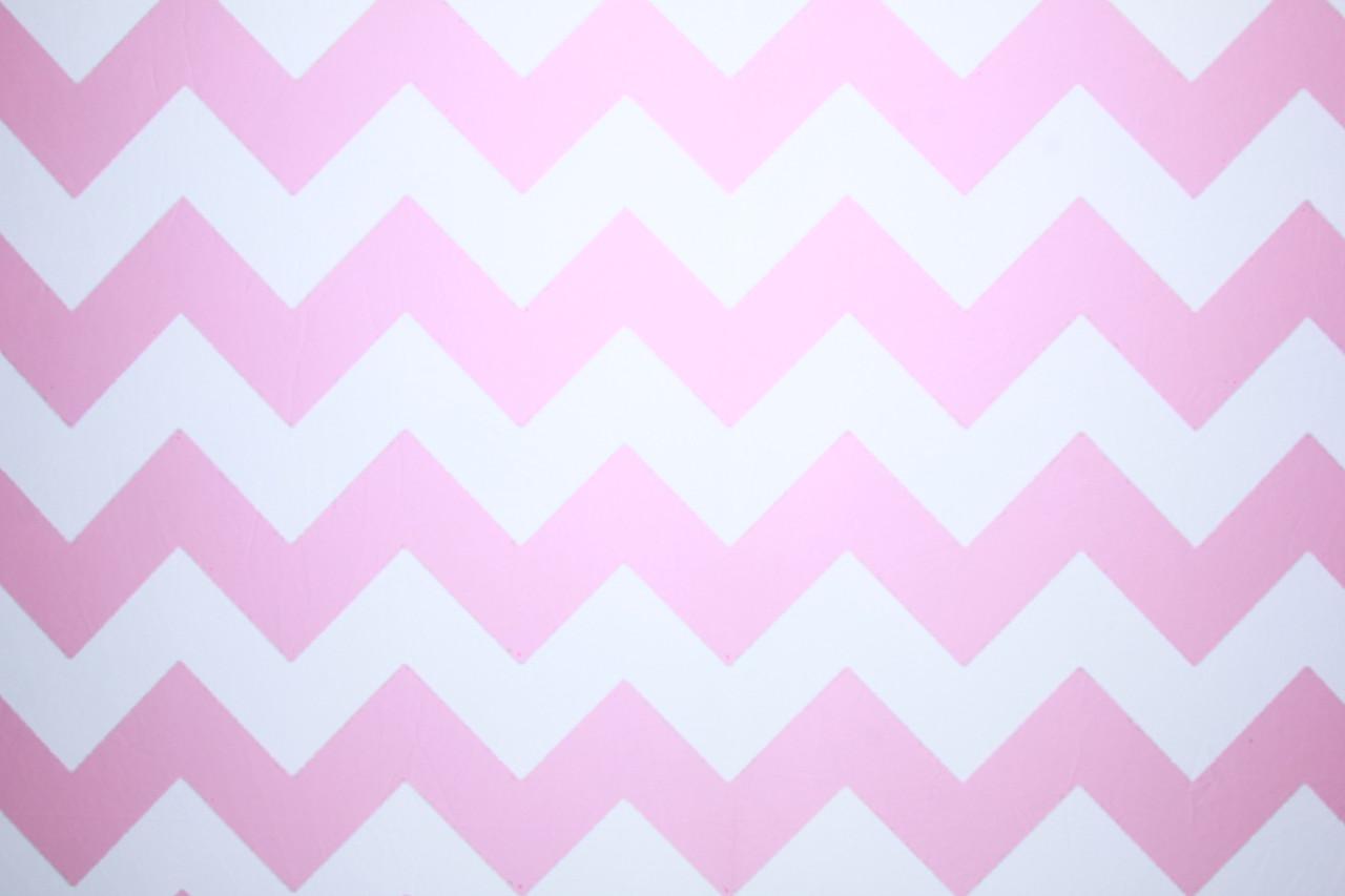 Pink chevron backdrop (Backdrop is 10 ft wide)