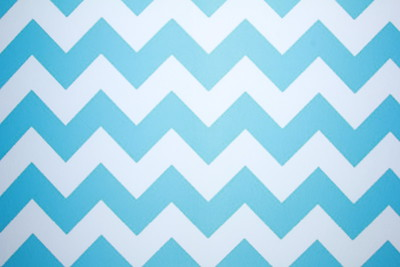 Light blue chevron backdrop (Backdrop is 10 ft wide)