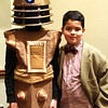Dalek and Doctor Who