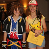 Sora and Misty