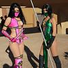Mileena and Jade