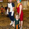 Vegeta, Trunks, and Bulma