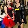 Harley Quinn and Batgirl