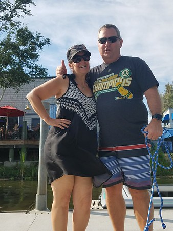 Amazing Birthday Boat Day June 24, 2017