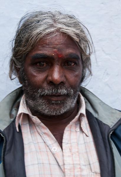 THe Kuzhandai Velappar Temple - caretaker