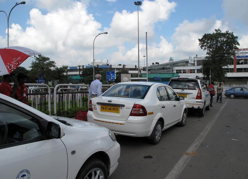 Arrived at Madurai Airport