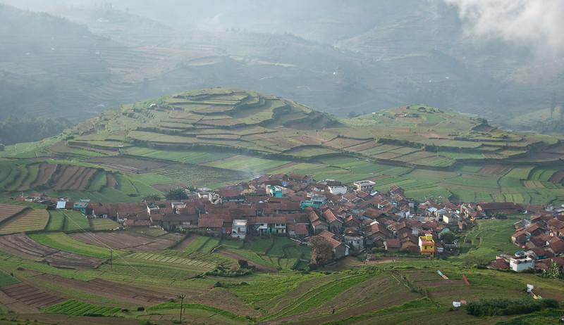Palaiyar tribe village