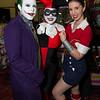Joker, Harley Quinn, and Wonder Woman