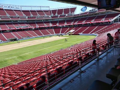 49ers Levi Stadium 10