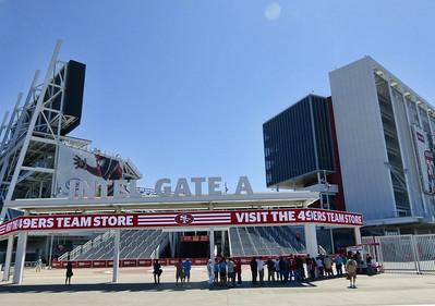 49ers Levi Stadium 1