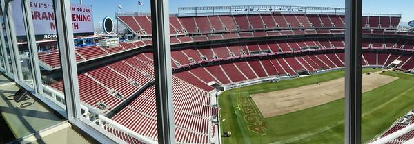 49ers Levi Stadium 17