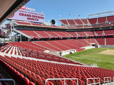 49ers Levi Stadium 13