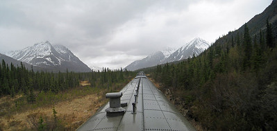 DENALI GOLD STAR TRAIN, ALASKA 22