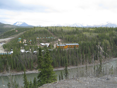 DENALI GOLD STAR TRAIN, ALASKA 24