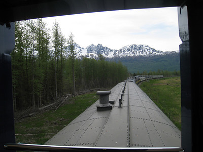 DENALI GOLD STAR TRAIN, ALASKA 9