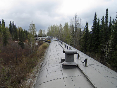 DENALI GOLD STAR TRAIN, ALASKA 18