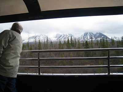 DENALI GOLD STAR TRAIN, ALASKA 19