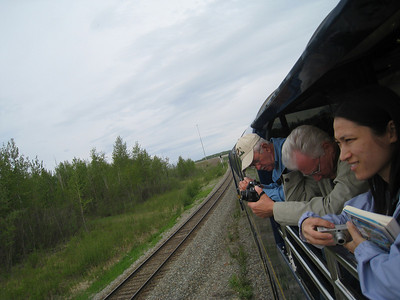DENALI GOLD STAR TRAIN, ALASKA 11