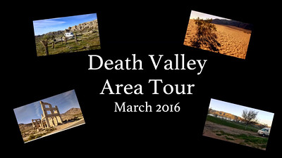 Death Valley 2016 Tour 1080PT
