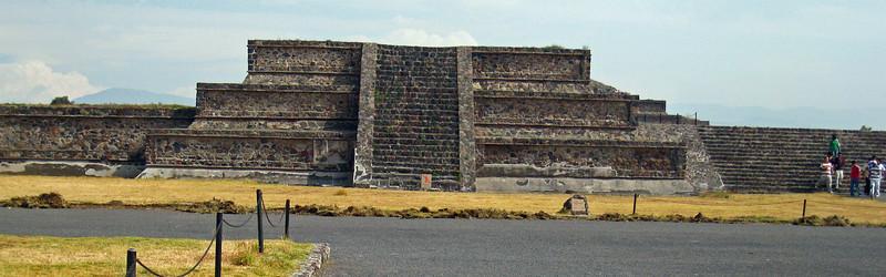 Mexico Teotihuacán Pyramids 5