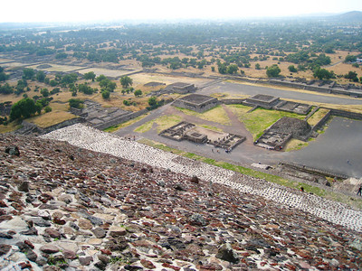 Mexico Teotihuacán Pyramids 18