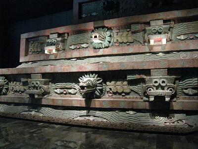 Mexico Museo Nacional de Antropología 5