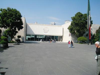 Mexico Museo Nacional de Antropología 0