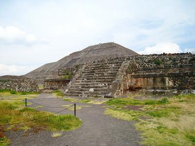 Mexico Teotihuacán Pyramids 13