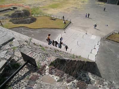 Mexico Teotihuacán Pyramids 11