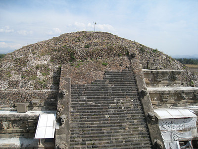 Mexico Teotihuacán Pyramids 10