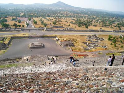 Mexico Teotihuacán Pyramids 17