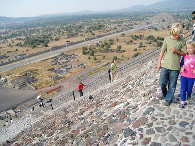 Mexico Teotihuacán Pyramids 16