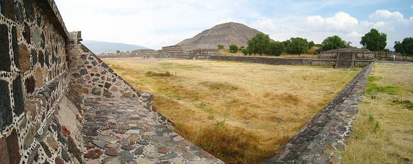 Mexico Teotihuacán Pyramids 12